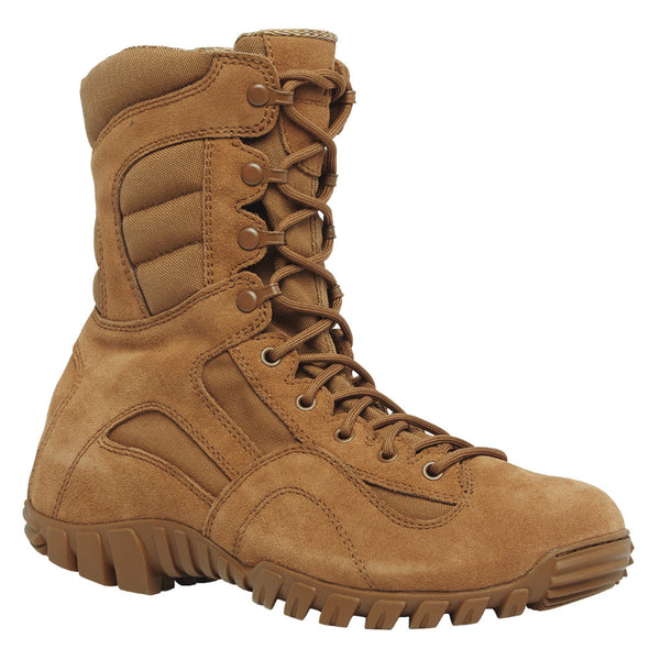 BELLEVILLE Khyber Mountain 8in Coyote Hybrid Boots (TR550)