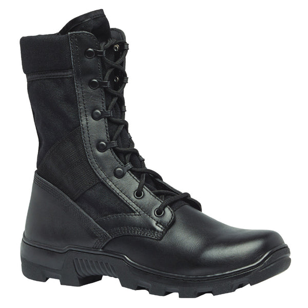BELLEVILLE Jungle Runner 8in Black Panama Boots (TR900)