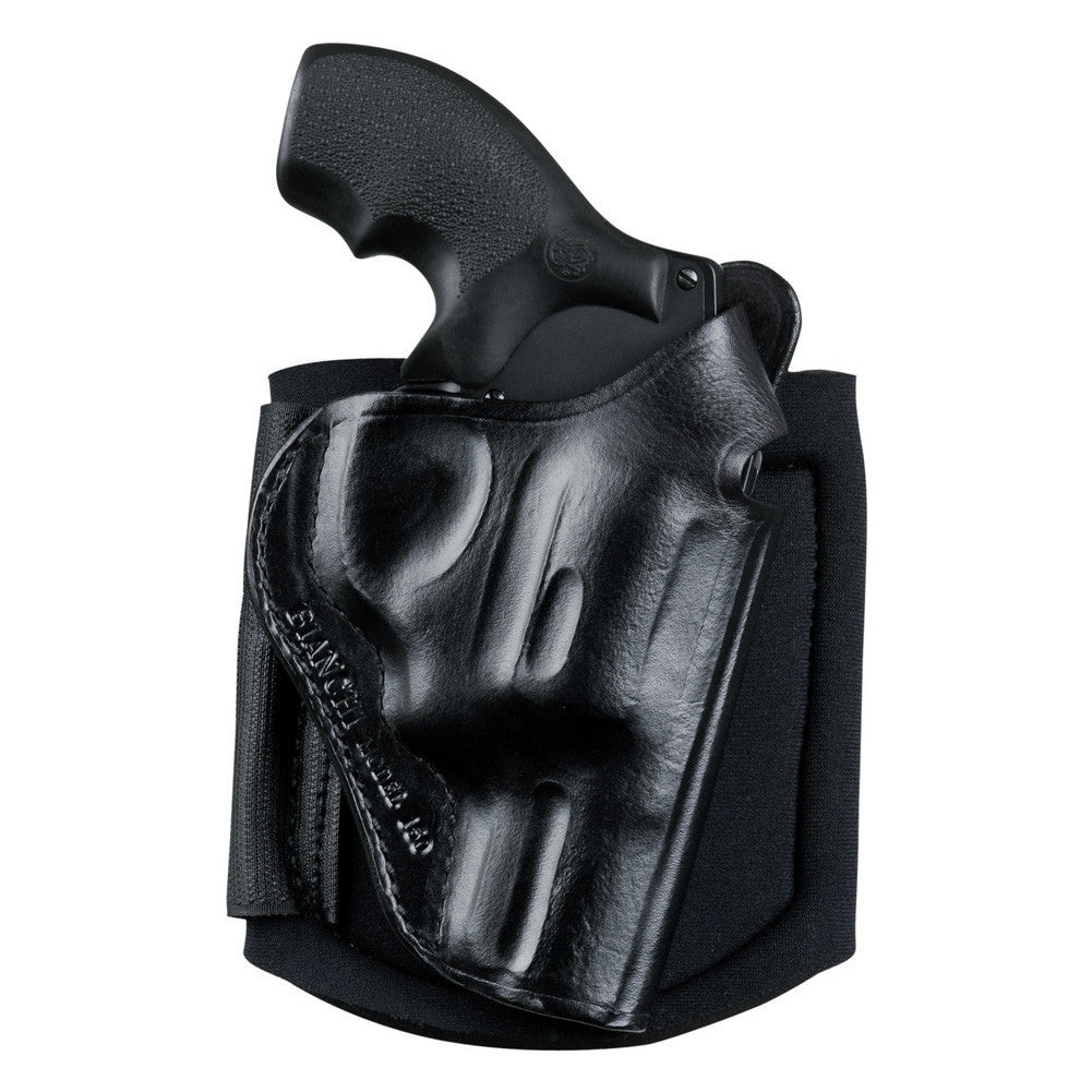 BIANCHI Negotiator S&W J-Frame Right Hand Ankle Holster (24014)