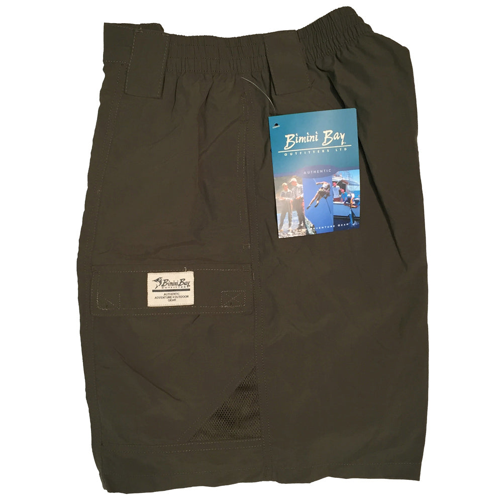 BIMINI BAY OUTFITTERS Grand Cayman Olive Short (31670-O)