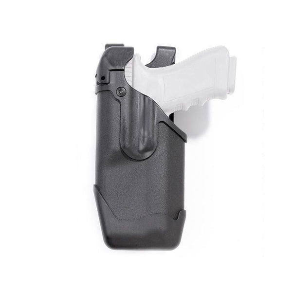 BLACKHAWK 44E000PL-L Epoch Glock 17/22/31 L3 Left Hand Light Bearing Duty Holster
