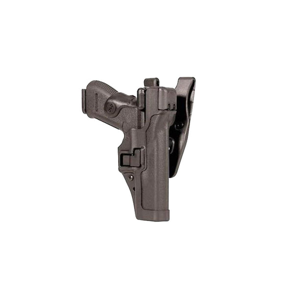 BLACKHAWK Serpa Level 3 Glock 20,21,21SF,37,38 Right Hand Duty Holster (44H113PL-R)
