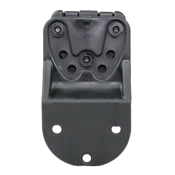 BLADE TECH INDUSTRIES ACCX0072AA0024AM D/OS Tek-Lok Black Holster Attachment w/Mounting Hardware
