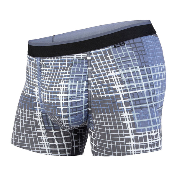 BN3TH Classics Brooklyn Grid Trunk (MOTR-242)