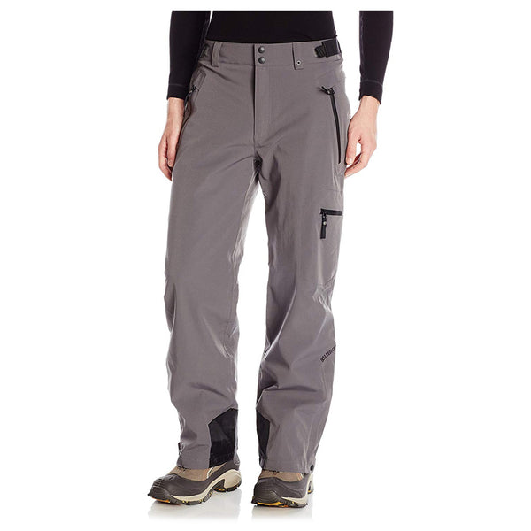 BOULDER GEAR Mens Cruiser Gray Shadow Pant (2586R-372)