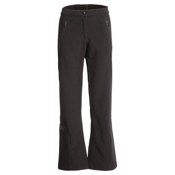 BOULDER GEAR Womens Tech Softshell Regular Black Pant (7625R-001)