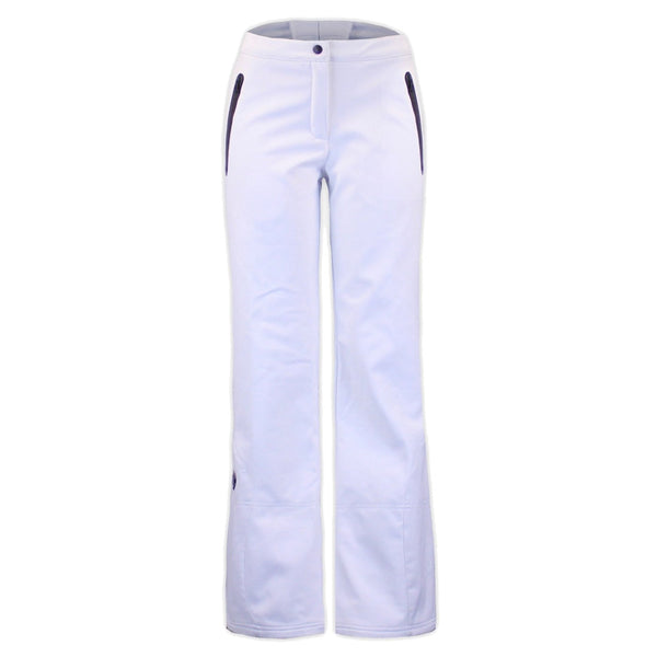 BOULDER GEAR Womens Tech Softshell Regular White Pant (7625R-051)