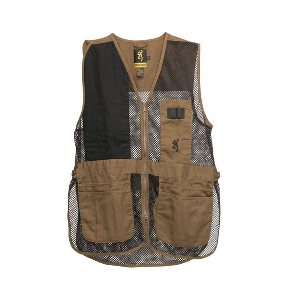 BROWNING Trapper Creek Mesh Shooting Vest (30502668)