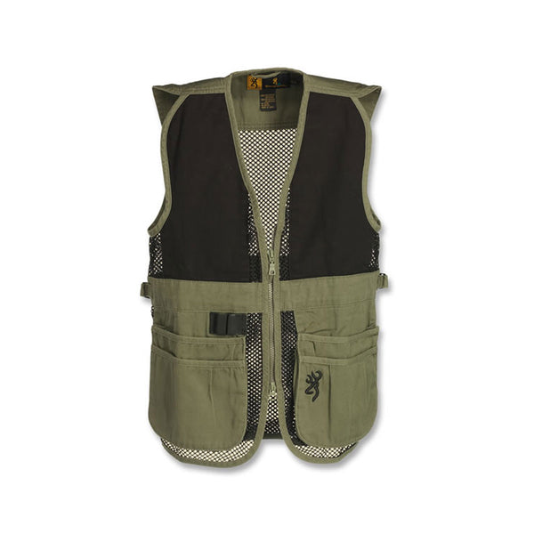 BROWNING Junior Trapper Creek Mesh Shooting Vest (30505454)