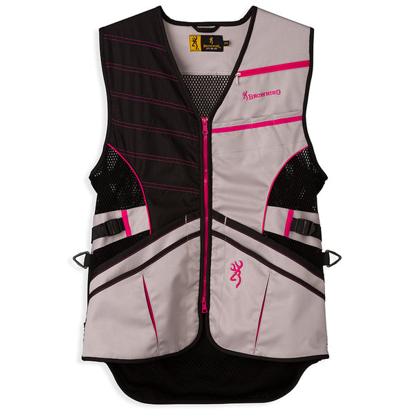 BROWNING Ace Hot Pink Shooting Vest (30507277)