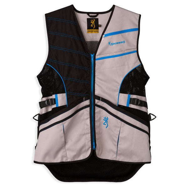 BROWNING Ace Shooting Blue Vest (30508265)