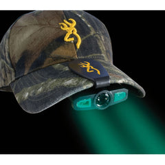 BROWNING Night Seeker Pro 20 Lumens Black Cap Light