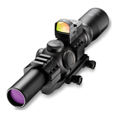 BURRIS Fullfield 1-4x24mm 30mm Riflescope with Ballistic CQ Reticle (200433FF)