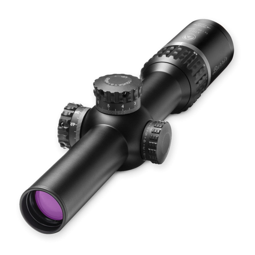BURRIS Xtreme Tactical 1-5x24mm 30mm Riflescope with XTR II Ballistic 5.56 Reticle (201005)