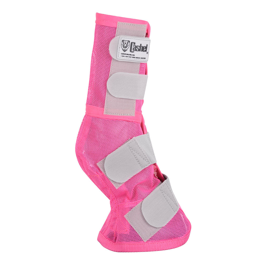 CASHEL Warmblood Pink Leg Guard (LG3WB-PK)