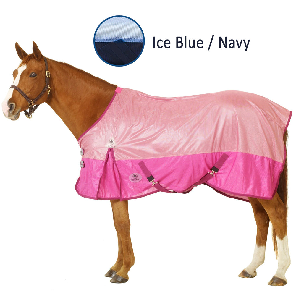 CENTAUR Super Fly Ice Blue/Navy Sheet (469300IBLNV)