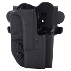 COMP-TAC International OWB Modular Mount Canik TP9 SFX RSC Black Holster (C241CK018RBKN)