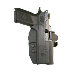COMP-TAC International OWB Modular Mount CZ P07/09 RSC Black Holster (C241CZ028RBKN)