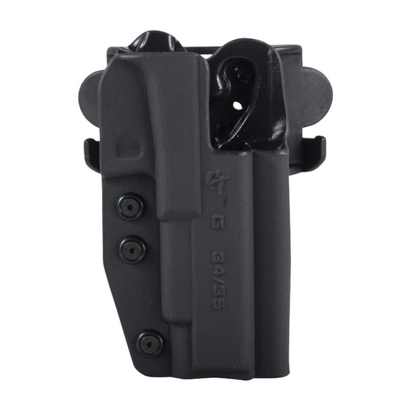 COMP-TAC International OWB Modular Mount Glock 34/35 Gen 3/4 RSC Black Holster (C241GL061RBKN)