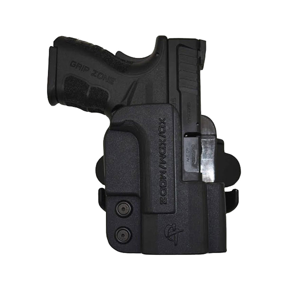 COMP-TAC International OWB Springfield XD/XDM/MOD2 5.25in RSC Holster (C241SF201RBKN)
