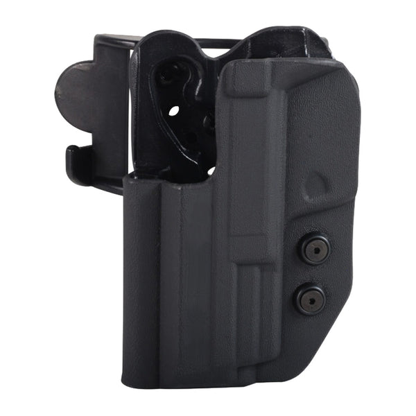 COMP-TAC International OWB S&W MP 5in 9mm/40/45 Pro/CORE LSC Holster (C241SW138LBKN)