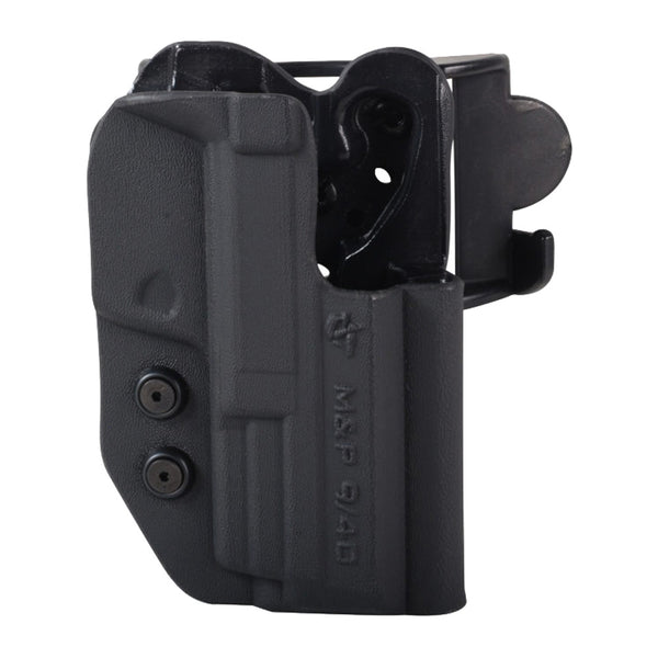 COMP-TAC International OWB S&W MP 5in 9mm/40/45 Pro/CORE RSC Holster (C241SW138RBKN)