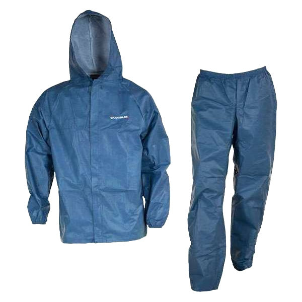 COMPASS 360 Youth Eco-Lite B63 with Stuff Sack Blue Rain Suit (EL12304-21)