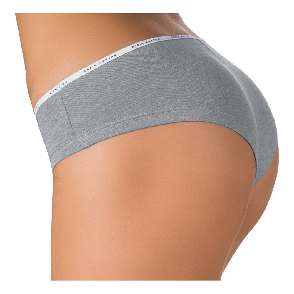 Conte elegant Women's Sexy Cotton Hipster Panties - Basic LHP 689
