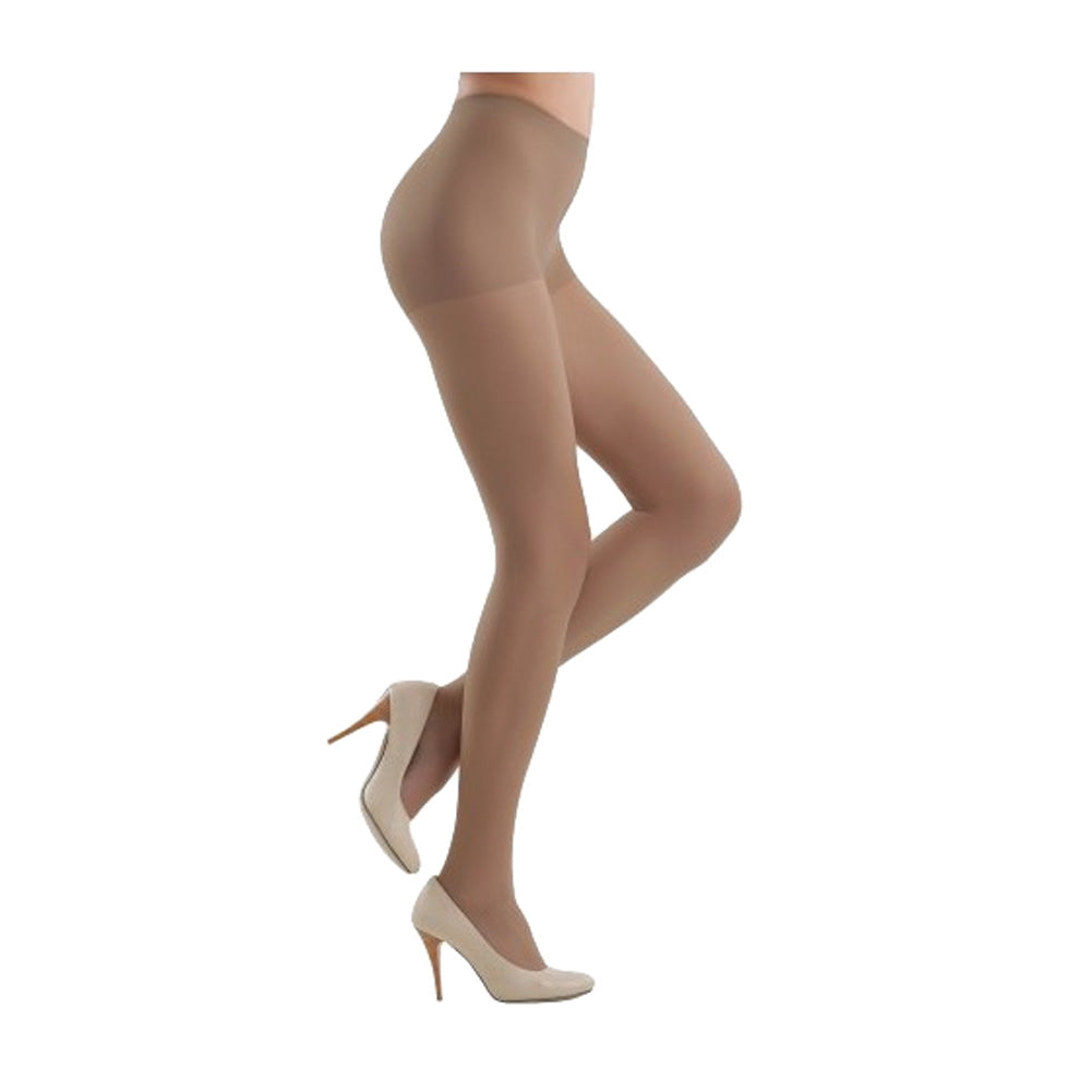 Conte elegant Sheer Matte Solid Color 20 Denier Pantyhose - Solo