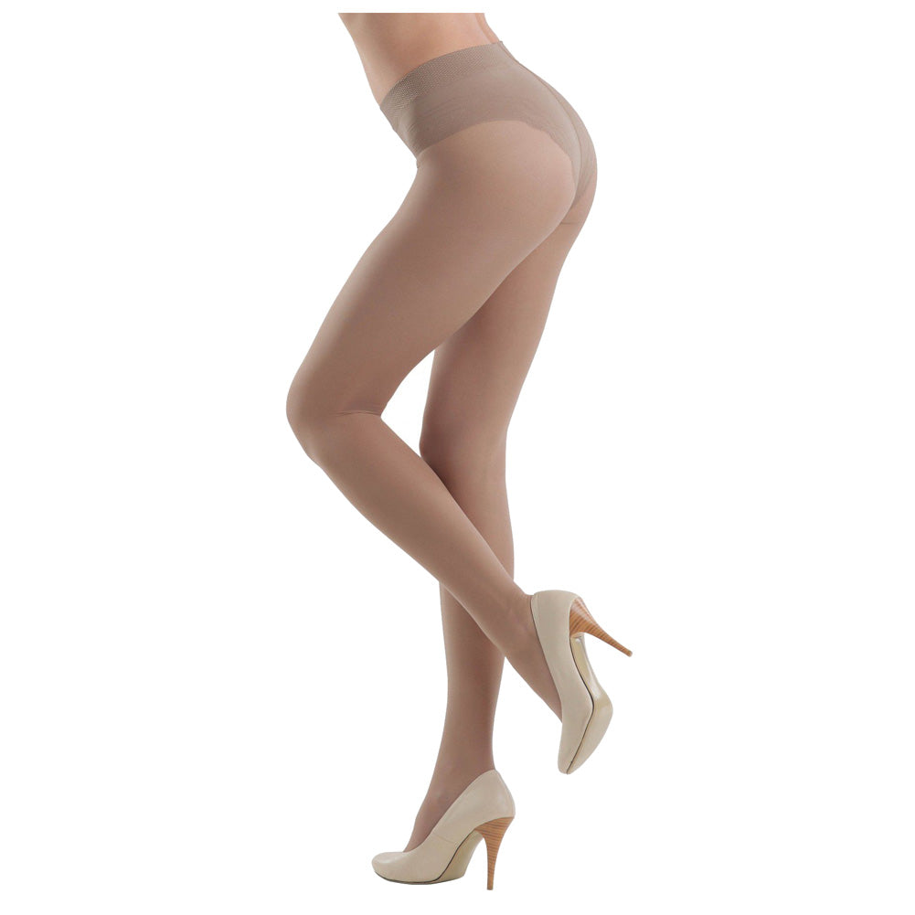 Conte Women's Slimming and Shaping Shade Pantyhose Tights - Style 20 Denier