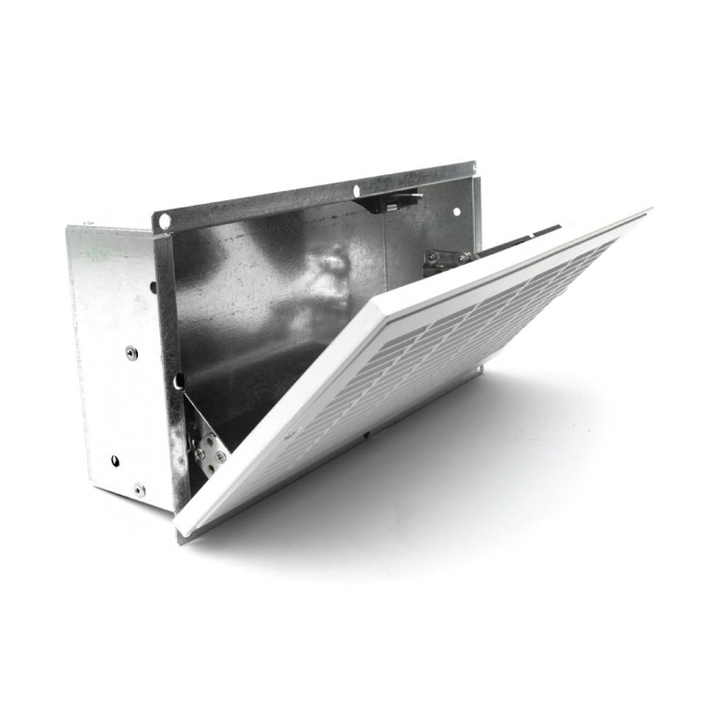 CUTTING EDGE Quick with RFID White Vent Safe (QVSRFID)