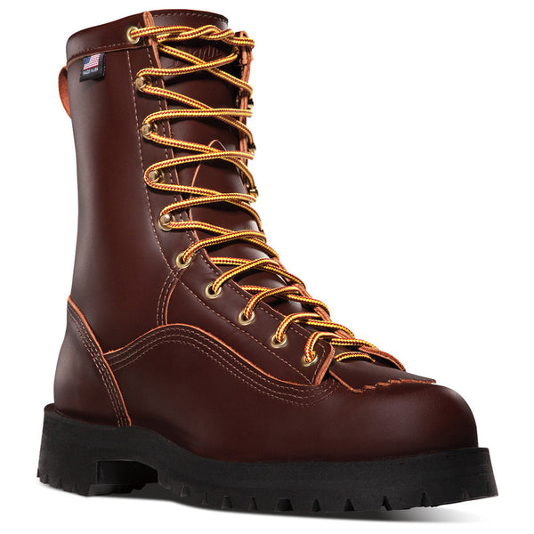 DANNER 10600 Rain Forest 8in Work Boots