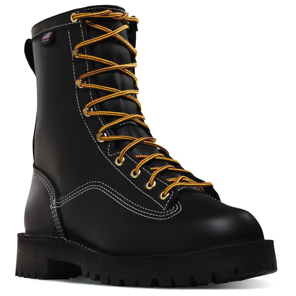 DANNER 11500 Super Rain Forest 8in Work Boots