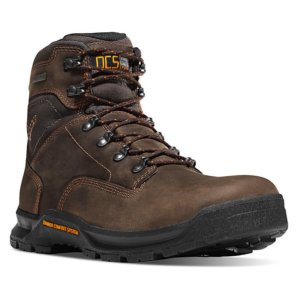 DANNER 12433 Crafter 6in Work Boots