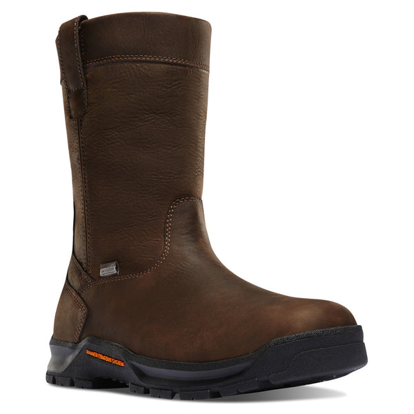 DANNER 12453 Crafter Wellington 11in Brown Boots