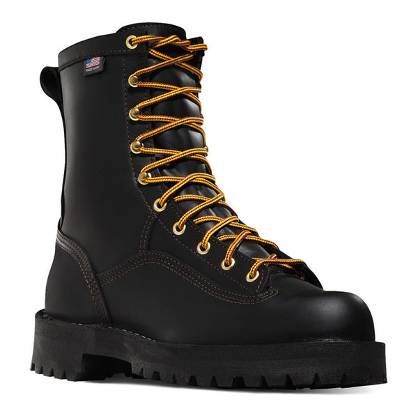 DANNER Rain Forest 8in Work Boots (14100)