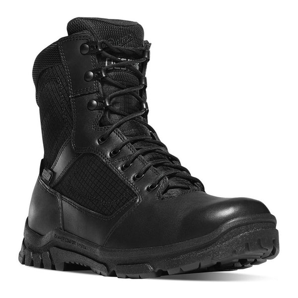 DANNER 23826 Lookout EMS/CSA Side-Zip NMT 8in Composite Toe Law Enforcement Boots