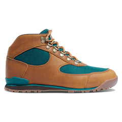 DANNER Womens Jag Distressed Brown-Deep Teal Hiking Boots (37359)