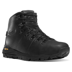 DANNER Mountain 600 4.5in Carbon Black Full Grain Hiking Boots (62248)