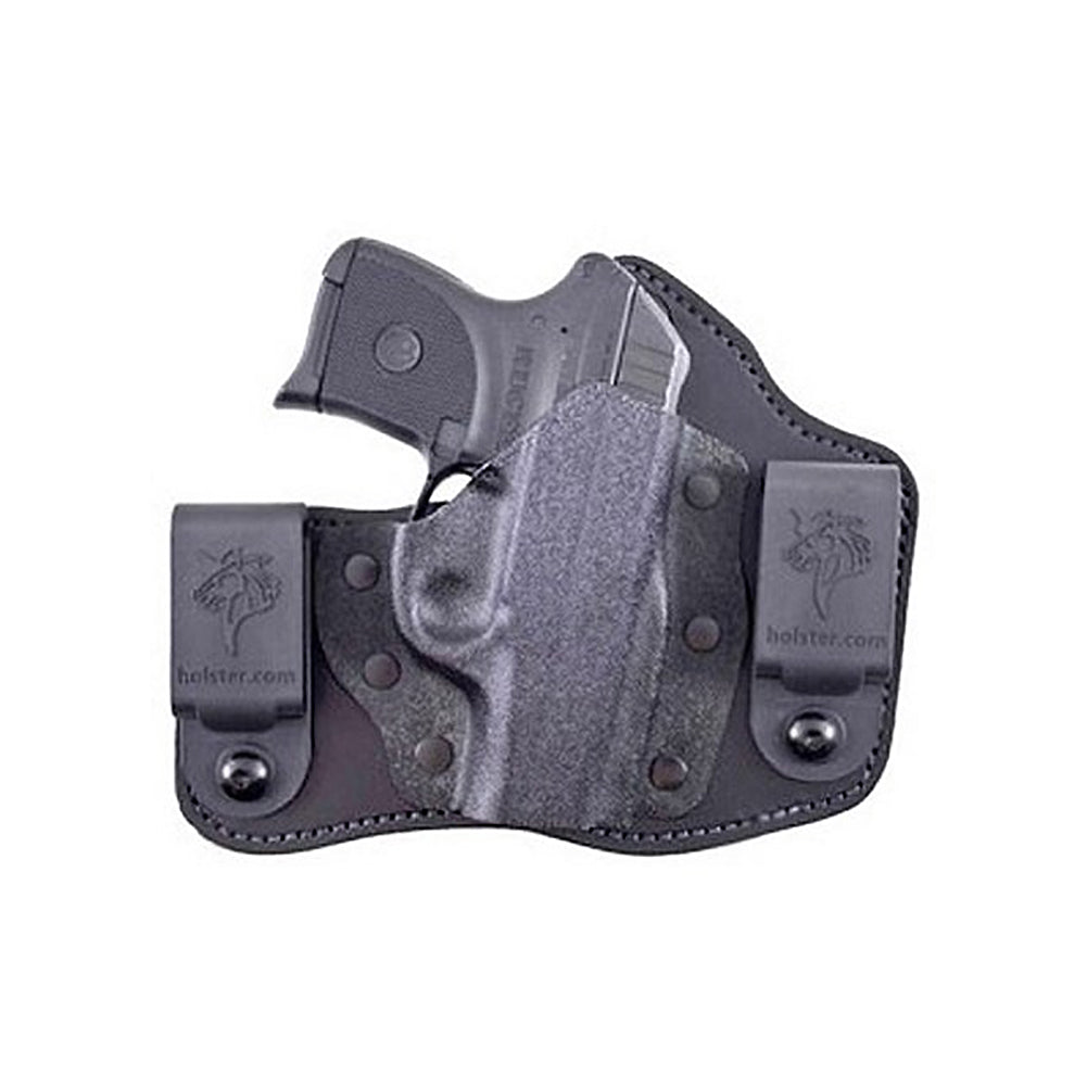 DESANTIS 105 The Intruder Inside the Pant Right Hand Black LCP Leather/Kydex Holster (105KAR7Z0)