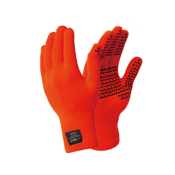 DEXSHELL ThermFit NEO Blaze Orange Glove (DG324BO)