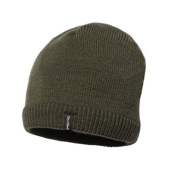 DEXSHELL Solo Olive Green Beanie (DH372OLV)