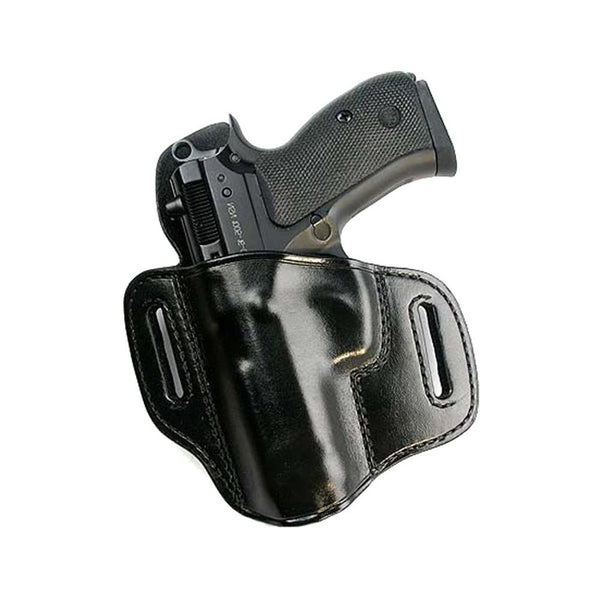 DON HUME J335802L H721OT Left Hand 1911 Officers Black Holster