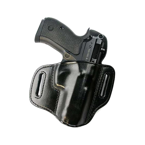 DON HUME J335802R H721OT Right Hand 1911 Officers Black Holster