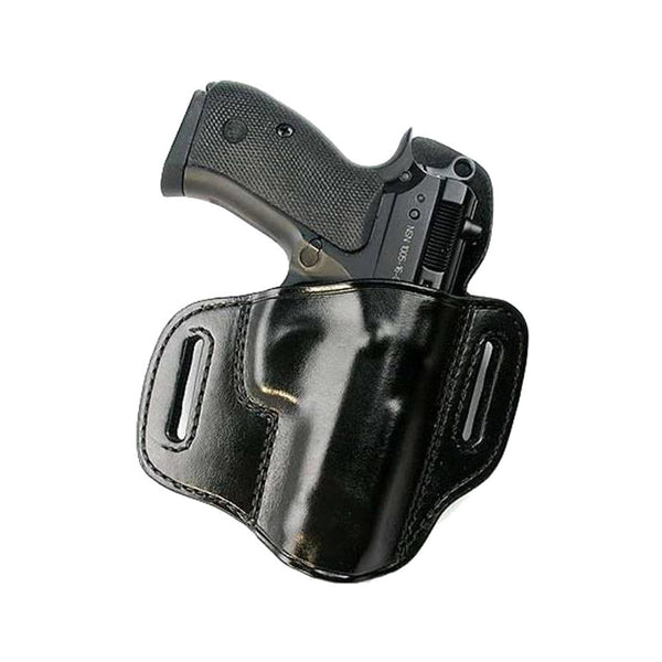 DON HUME J335806R Double 9 OT H721OT Right Hand 1911 Government Black Holster