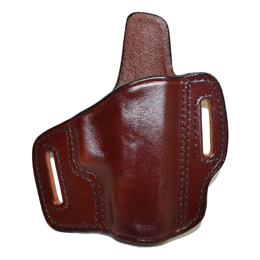 DON HUME Double 9 OT H721OT Right Hand Glock 19/23 Brown Holster (J336058R)