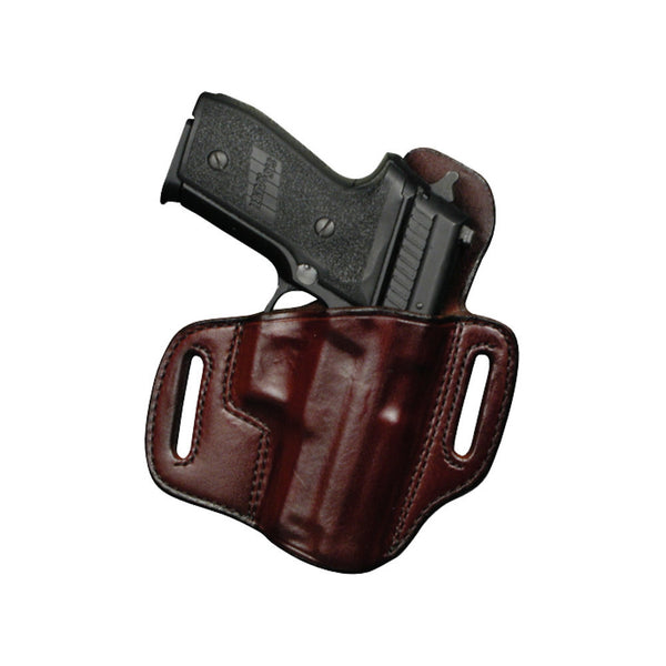 DON HUME J336104R H721OT Right Hand 1911 Commander Brown Holster