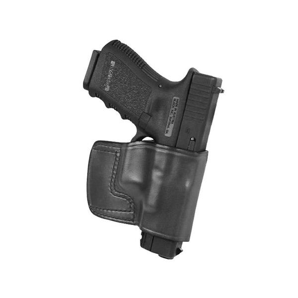 DON HUME J942010R JIT Slide Right Hand 1911 with Rail Black Holster