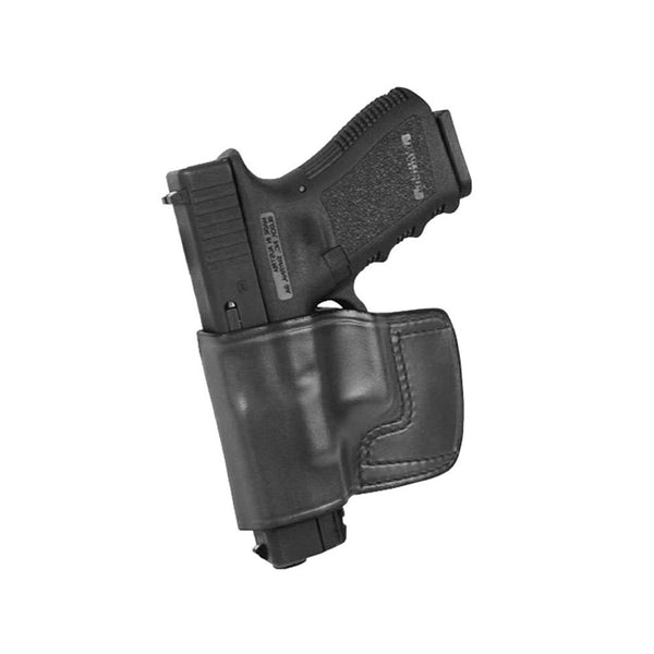 DON HUME J966625L JIT Slide Left Hand Walther P99 Black Holster