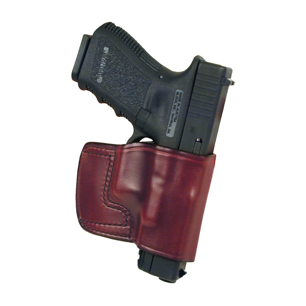 DON HUME JIT Slide Right Hand Springfield XD/ Sig SP2022 Brown Holster (J966636R)